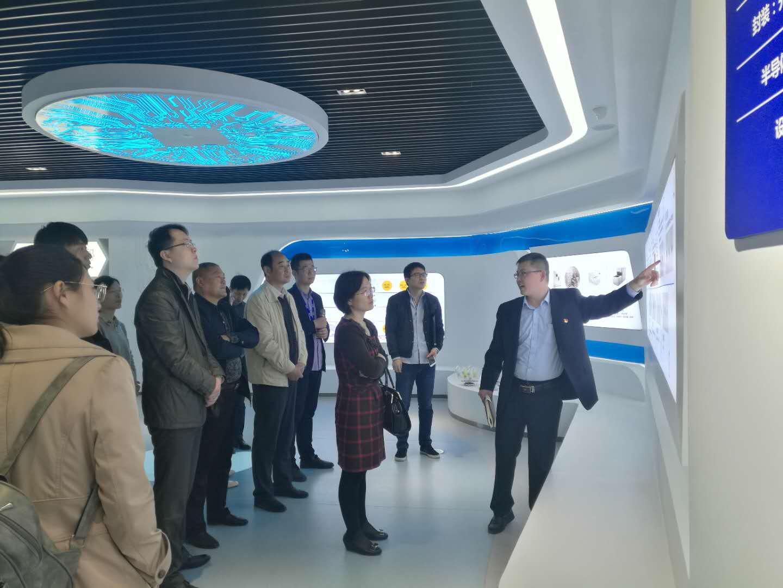 省情报所、徐州市科技局领导来邳州调研徐州创新型城市改革发展研究情况