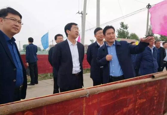 贾汪区委书记张克专题调度潘安湖科教创新区建设工作